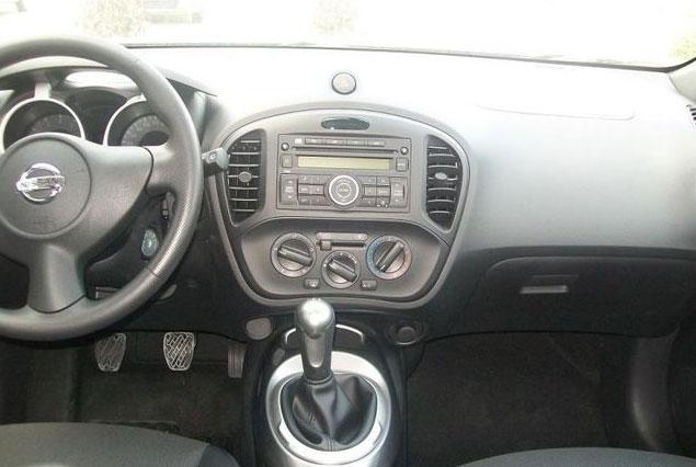 nissan juke radioblende autoradioblende 1 din 2 din radios car hifi radio. Black Bedroom Furniture Sets. Home Design Ideas