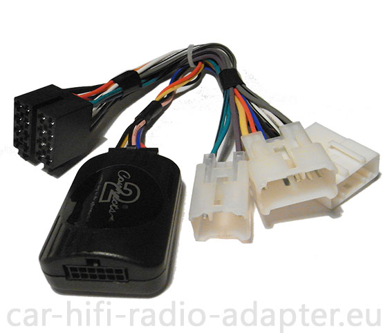 SONY Lenkrad Fernbedienung Adapter Citroen Xantia